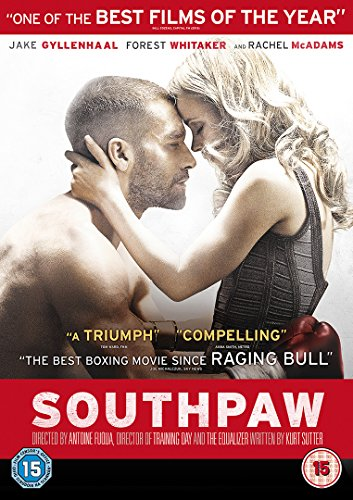 Southpaw [DVD] [UK Import]