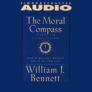 The Moral Compass cover art