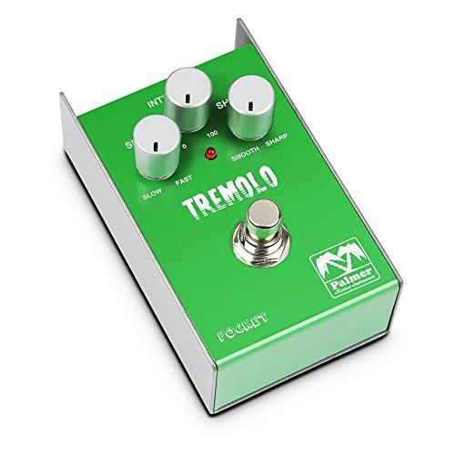 Palmer PEPTREM Pocket Tremolo Effekt für Gitarre
