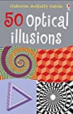 50 Optical Illusions (Usborne Activity Cards) (Activity and Puzzle Books)