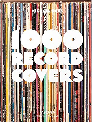 1000 Record Covers (Bibliotheca Universalis)--multilingual (English, French and German Edition)