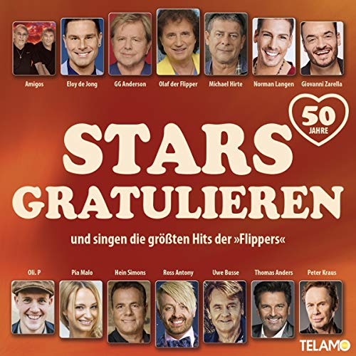 Stars gratulieren und singen die größten Hits der Flippers