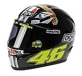 Minichamps 327070046 - 1:2 2007 AGV Helmet Valentino Rossi, Jerez...