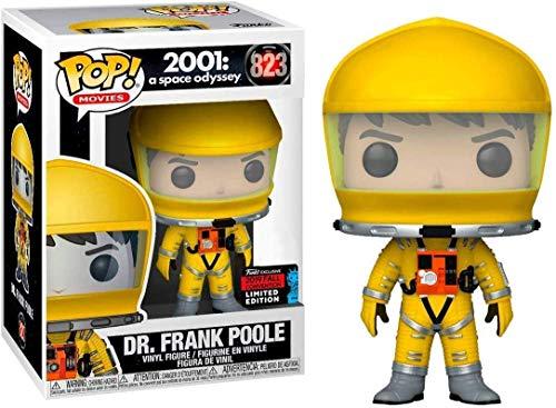 Boneco 2001: Uma Odisseia no Espaço Dr. Frank Pooler New York Comic Con 2019 Pop Funko 823 ◉ω◉ )つー☆ Exclusivo Suika