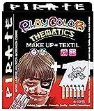 Playcolor 58042 - Bolsillo de maquillaje básico (5 g, 10 g), diseño de pirata , color/modelo surtido