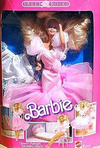 Sweet Roses Barbie 7635 Vintage 1989