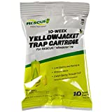 RESCUE! Yellowjacket Attractant Cartridge (10 Week Supply) – for RESCUE! Reusable Yellowjacket Traps
