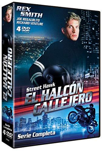 El Halcón Callejero (Serie de TV) 4 DVDs 1985 Street Hawk