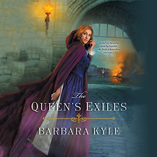 The Queen's Exiles audiobook cover art