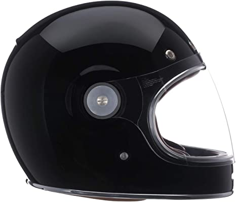 Bell Herren Bullitt Helme Dlx Solid Black L Auto