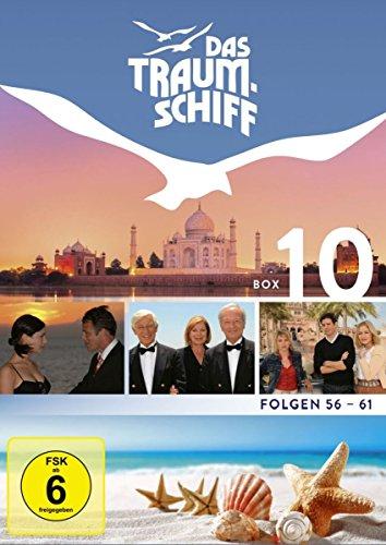 Das Traumschiff - Box 10 (Folgen 56-61) (3 DVDs)