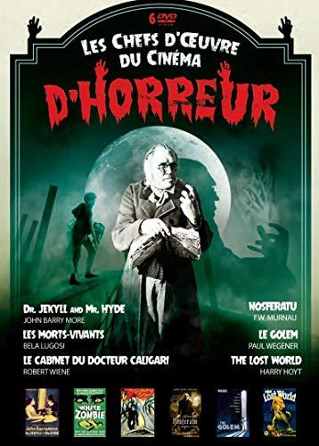 Les chefs-d'oeuvre du cinéma d'horreur : Dr. Jekyll and Mr. Hyde +...