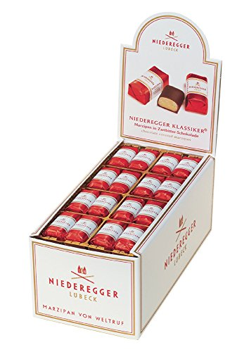 Photo of Niederegger Marzipan Classic Mini Loaves Catering Marzipan Pack 1 kg (80-Piece)