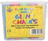 Farbige Kreide für Kinder - 20 Grand, sortierte Farben