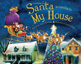 Best santa is coming to my house book Reviews