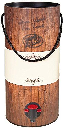 Montepulciano d'Abruzzo DOC (italienischer Rotwein) - 3 Liter Bag in Tube