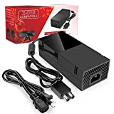 Power Supply for Xbox One, WEGWANG Brick Cord Ac Adapter Power Supply for Xbox One, Great Charging Accessory Kit with Cable for Xbox One- A Must-Have for Xbox One- 2021 Version