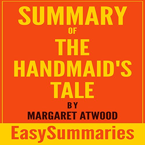 Summary of The Handmaid's Tale by Margaret Atwood audiobook cover art