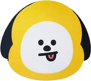Nuofeng - Kpop BTS Bangtan Boys Love Yourself Cartoon Mouse Pads for A.R.M.Y Rap Monster, JIN, SUGA, J-Hope, Jimin, V, and JUNG KOOK(H02)