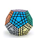 LBFXQ Dodecahedron Five Rubix Cube Professional Puzzles Cubes Educational Toy Safe and Tasteless Material Feel Smooth Stable Develop Brain Intelligence Fun Games