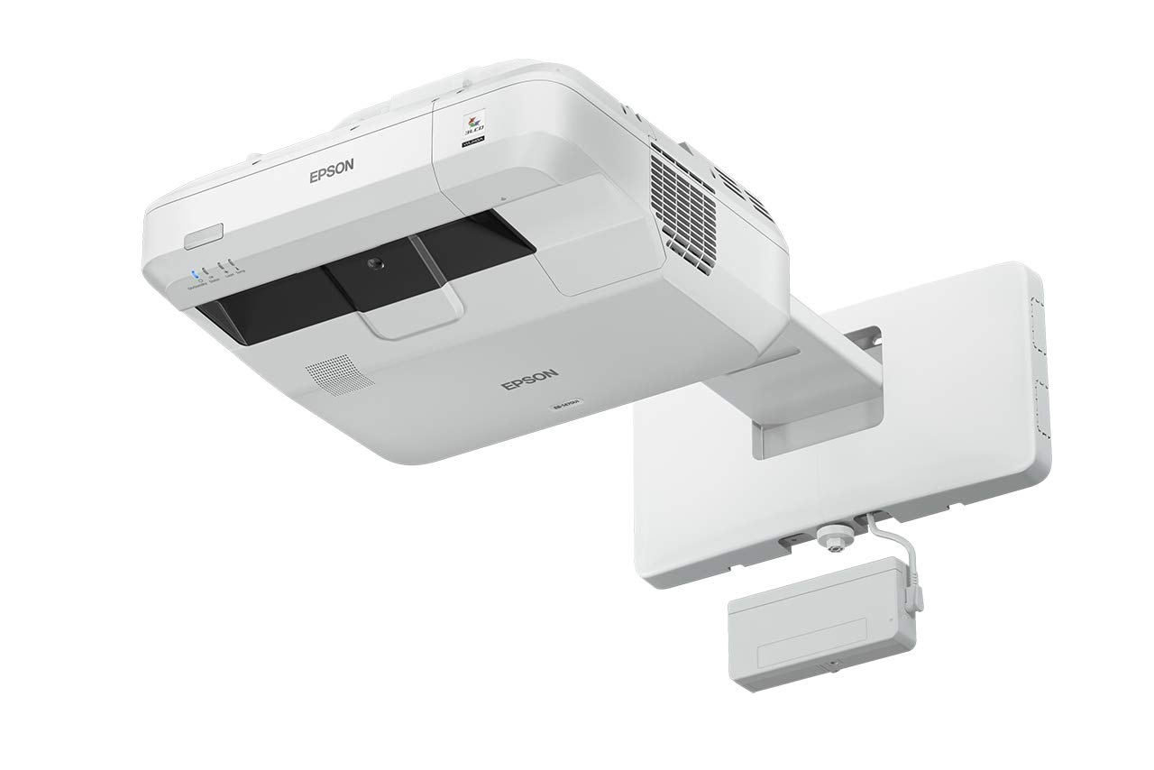 Epson EB-1470Ui Video - Proyector (4000 lúmenes ANSI, 3LCD, WUXGA ...