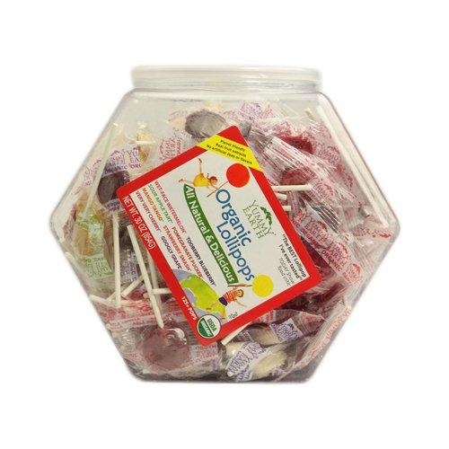 Lollipop Organic Counter Bin 150 ct MultiPack