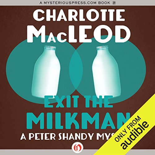 Exit the Milkman audiobook cover art