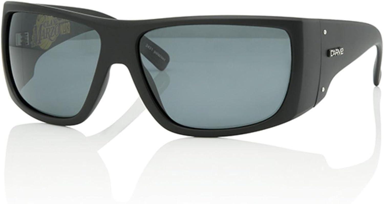 CARVE NO13 Sunglasses Clay Marzo Signature Matt Black Polarized