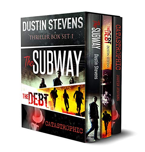 Thriller Box Set One: The Subway-The Debt-Catastrophic (English Edition)