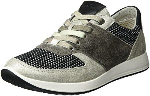 Legero Amato Damen Sneaker, Beige (Ghiaccio 24), 37 EU (4 UK)