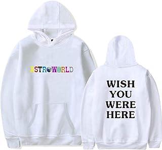 6e10be19f5ee Fashion Unisex Travis Scott Astroworld Hoodies Letter Print Hoodie  Streetwear Women Men Pullover Sweatershirt