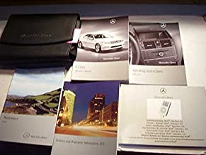 2011 Mercedes E Class Owners Manual