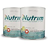 Nutrim Oat Beta Glucan, 240 Serving (4-Month Supply) - Advanced Use - Recipe Fat-Replacement