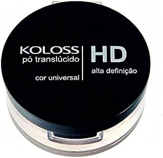 Pó Translúcido HD Universal, Koloss