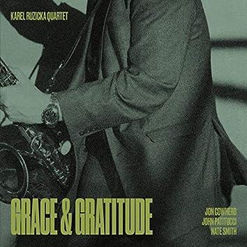 Grace & Gratitude (feat. Karel Růžička Jr., John Patitucci, Jon Cowherd, Nate Smith)