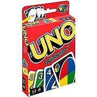 Mattel Games W2087 - UNO