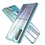GPFILE P30 Pro Case for HuaWei – Clear Hard Back with