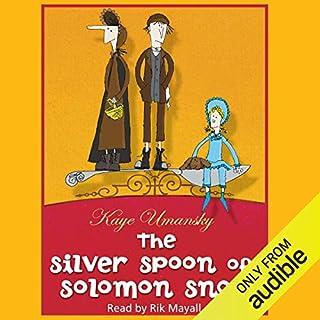 The Silver Spoon of Solomon Snow cover art