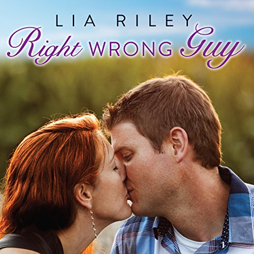 Right Wrong Guy audiobook cover art