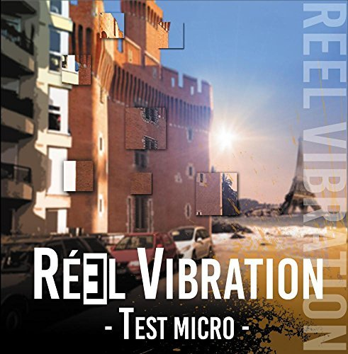 Reel Vibration - Test Micro EP by Reel Vibration