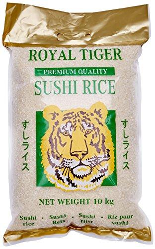 Royal Tiger Reis für Sushi, 1er Pack (1 x 10 kg)