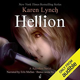 Hellion                   By:                                                                                                                                 Karen Lynch                               Narrated by:                                                                                                                                 Erin Mallon,                                                                                        Zachary Webber                      Length: 10 hrs and 3 mins     14 ratings     Overall 4.7