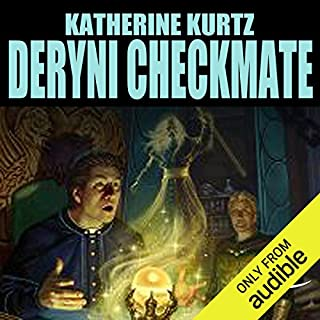 Deryni Checkmate cover art