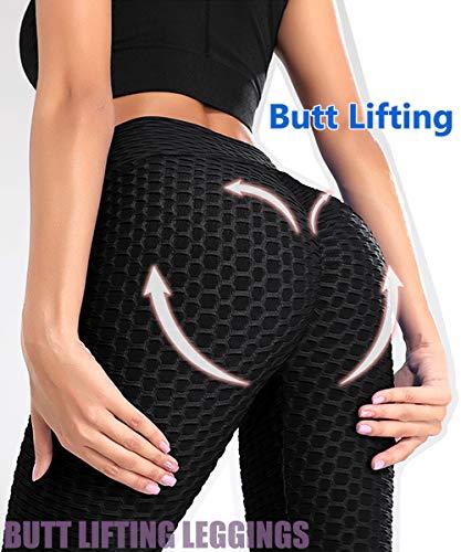 ZITAIMEI Anti Cellulite Workout Leggings