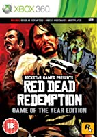 Red Dead Redemption - Game of The Year Edition (Xbox 360) (輸入版)