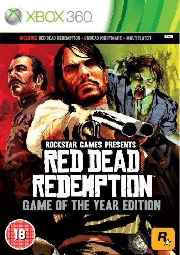 Take-Two Interactive Red Dead Redemption - Juego (Xbox 360, Xbox 360, Acción / Aventura, M (Maduro))