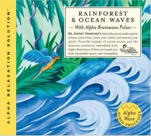 Rainforest & Ocean Waves (Alpha Relaxation Solution)