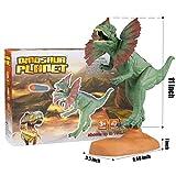 Immagine 2 dinosauro giocattolo catapult mouth dinosaur