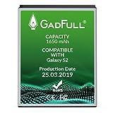 GadFull Batterie compatible avec Samsung Galaxy S2   2019 Date de Production  ...