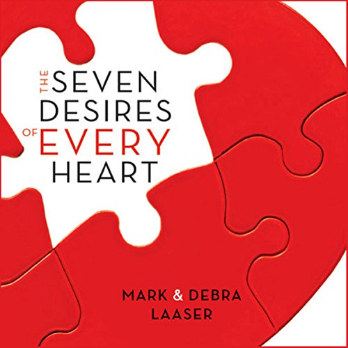 Seven Desires of Every Heart                   By:                                                                                                                                 Mark Laaser,                                                                                        Debra Laaser                               Narrated by:                                                                                                                                 Ruth and Max Bloomquist                      Length: 5 hrs and 52 mins     37 ratings     Overall 4.5